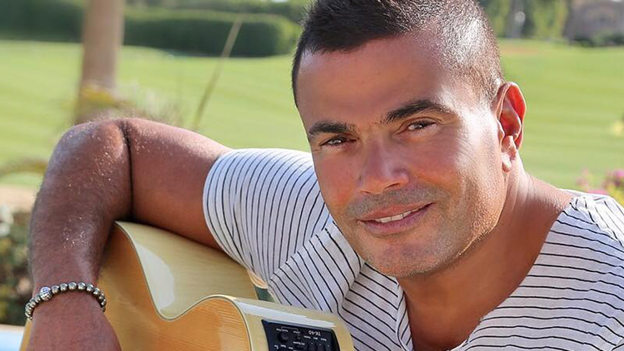 Amr Diab 's Campaign with Amer Group