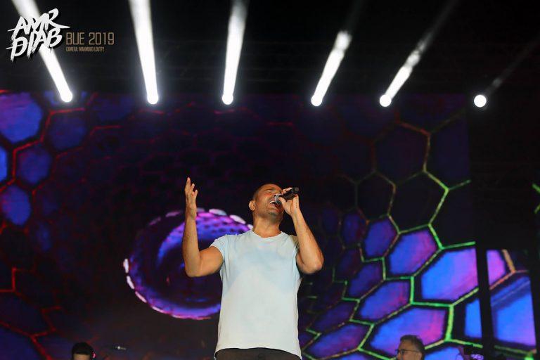 Amr Diab, BUE 2019