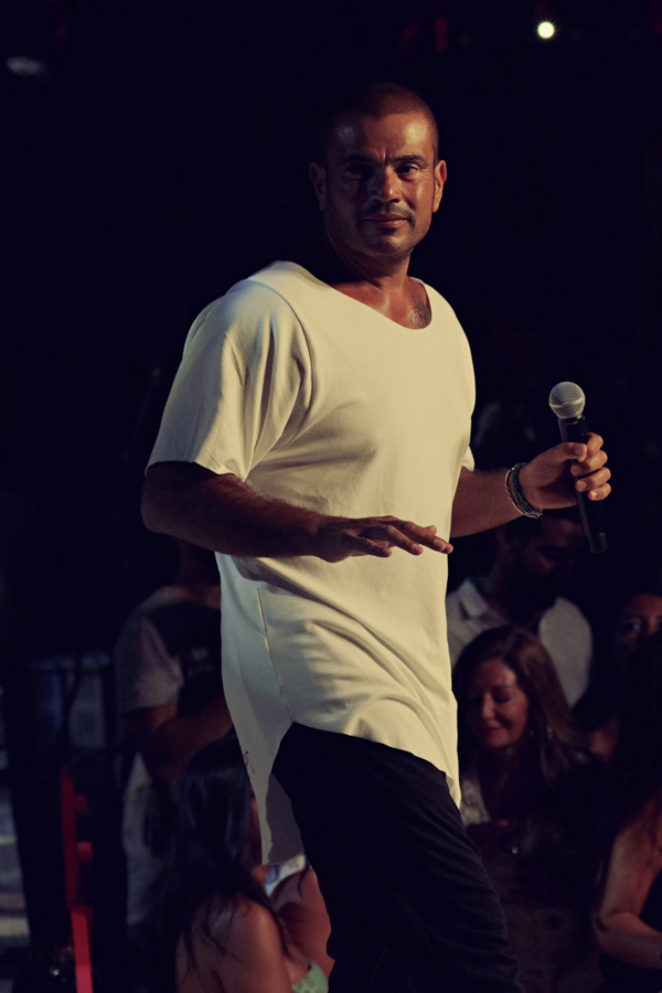 Amr Diab, Rituals North Coast 2019