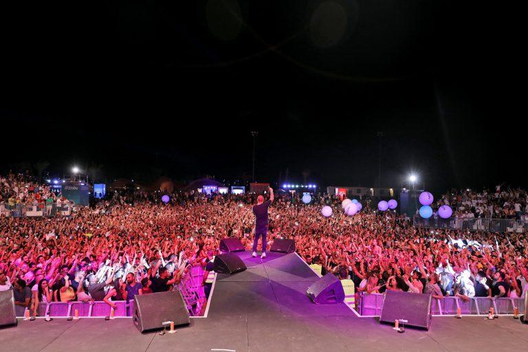 Amr Diab, Aqaba 2019