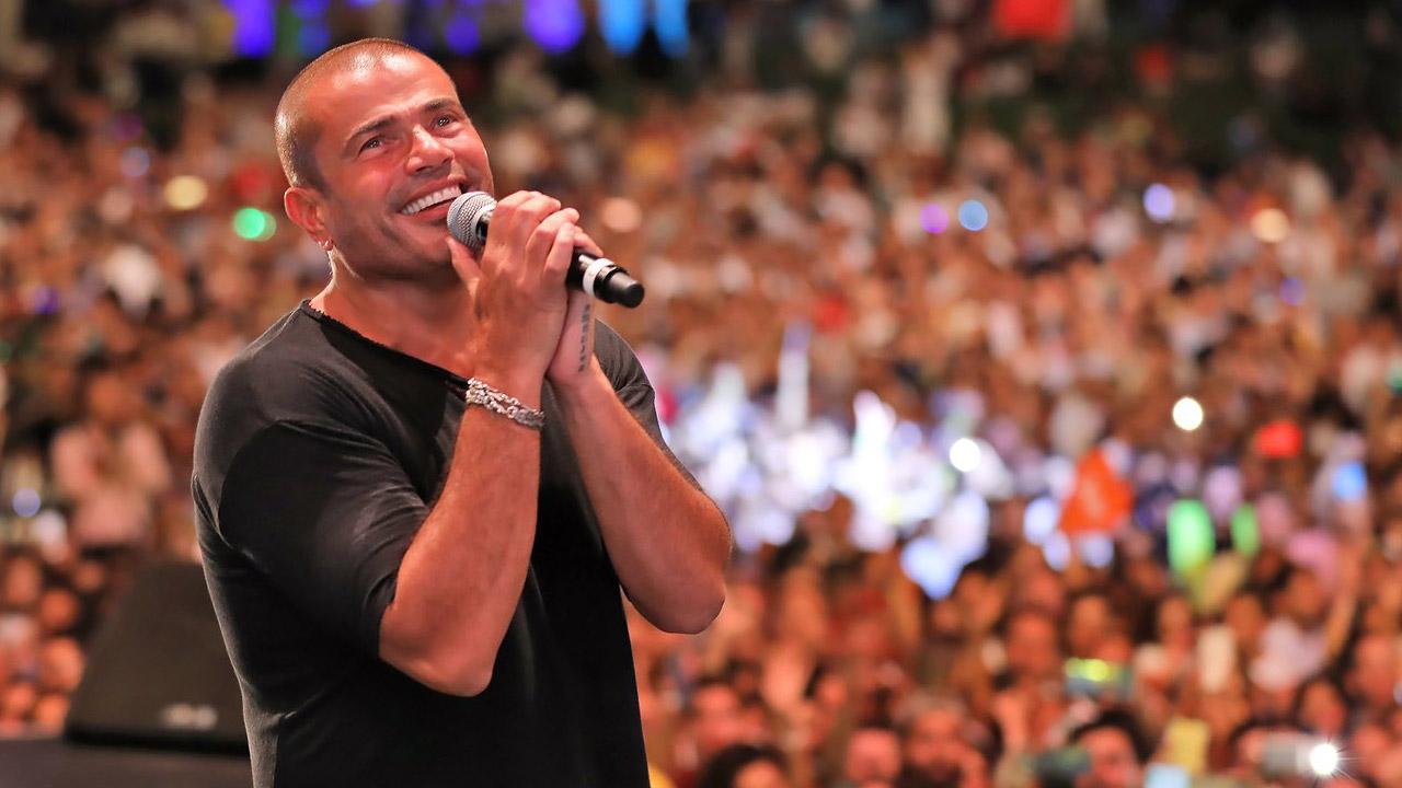 Aqaba Concert, Amr Diab