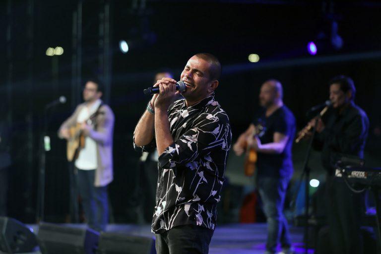 Amr Diab, Mcdonald's 25th birthday