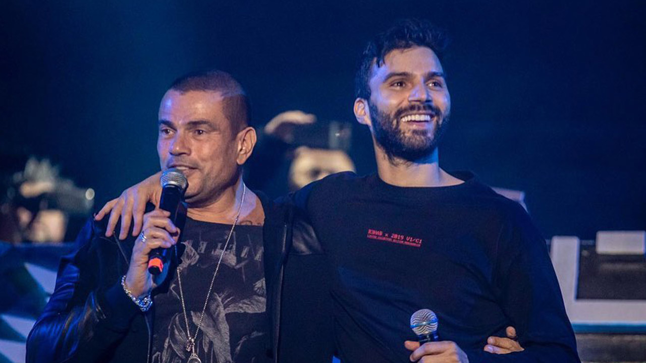 Amr Diab with R3HAB