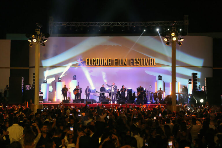 Amr Diab in GFF, El Gouna, October 2020