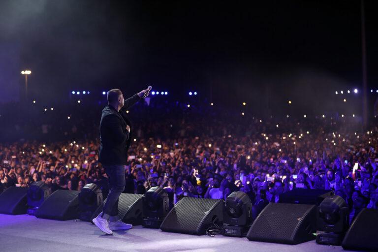Amr Diab, Al Manara 2020