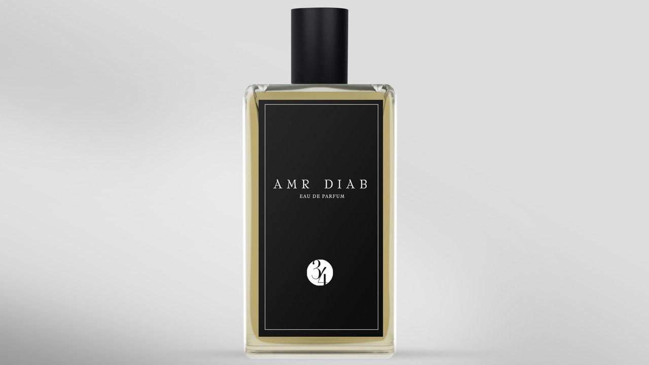 Amr Diab Perfume