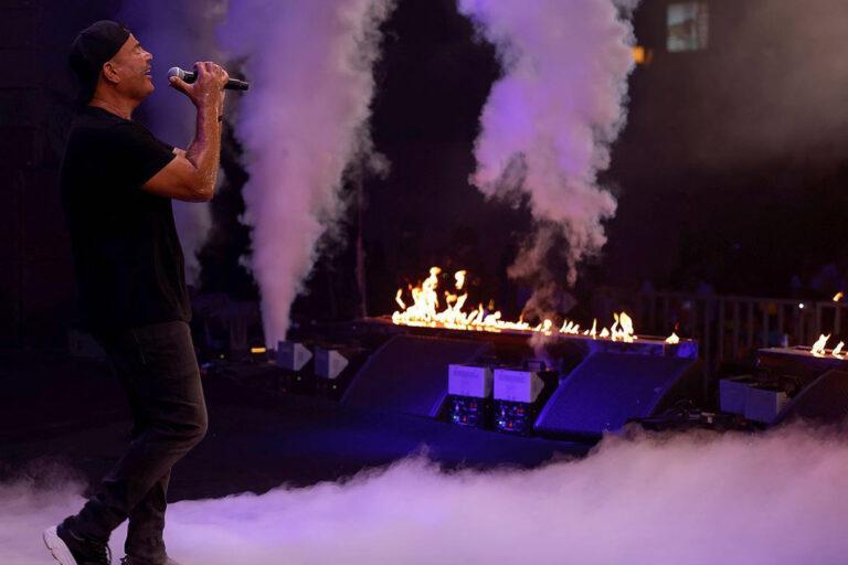Amr Diab, Al Alamein Music Arena