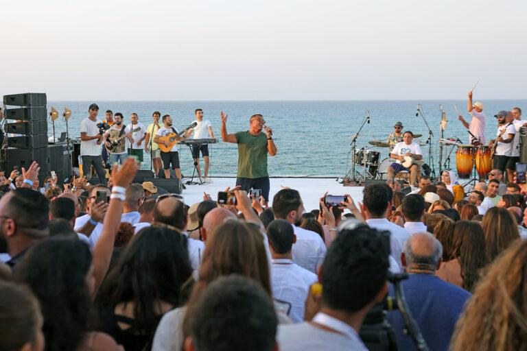 Amr Diab, Barbarossa Beach Club