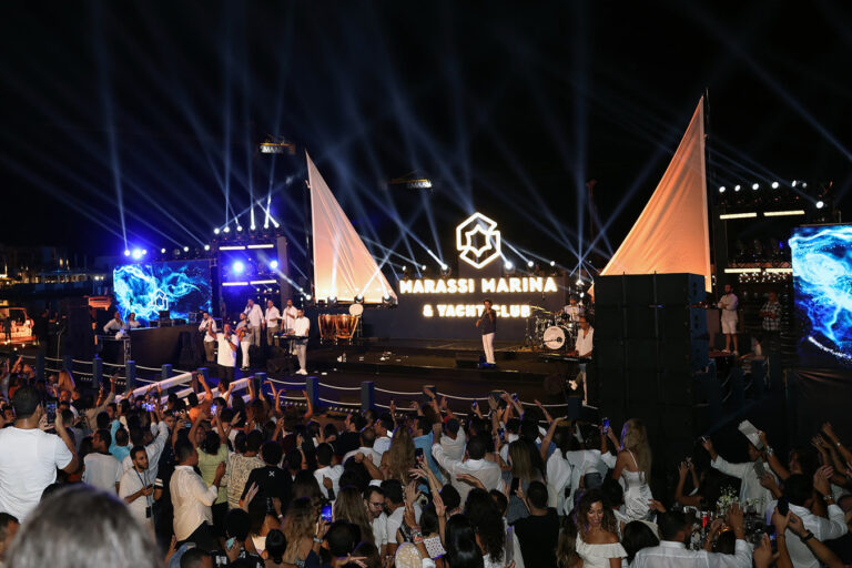 Amr Diab, Marassi Marina